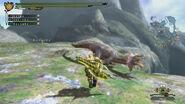 MH3U Great Jaggi vs hunter 6