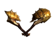 MHGU-Dual Blades Render 014