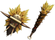 MHGU-Sword and Shield Render 024G