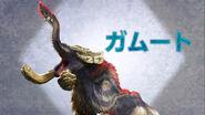 MHGen- Gammoth Render 002
