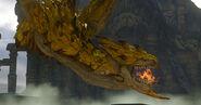 MHO-Gold Rathian Screenshot 002