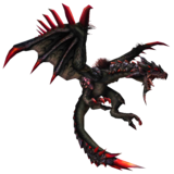 Unknown (Black Flying Wyvern)