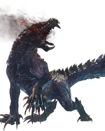 Ebony Odogaron Monster Hunter Wiki Fandom