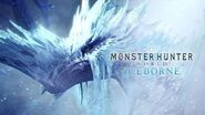 Monster Hunter World Iceborne - Old Everwyrm Trailer