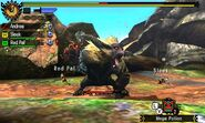 MH4U-Furious Rajang Screenshot 007