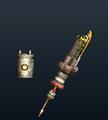 MH4U-Relic Gunlance 001 Render 003
