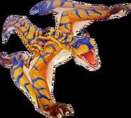 MHR-Tigrex Render 001