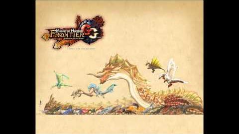 『蜃気楼の向こう側 砂漠(G級の狩猟曲)』 - MHFG OST