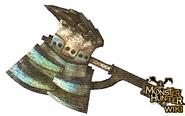 Barroth Sub Hammer