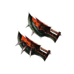 MH4-Dual Blades Render 006