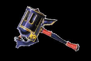MH4-Hammer Render 007