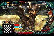MHSP-Kushala Daora Juvenile Monster Card 001
