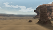 MHFU-Desert Screenshot 006