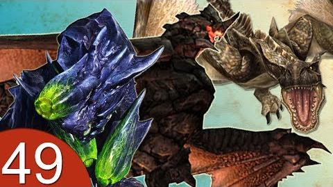 Monster Hunter 4 Nubcakes 49 - Black Gravios, Black Tigrex Subspecies, Brachydios English commentary