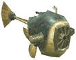 FrontierGen-Light Bowgun 001 Low Quality Render 001