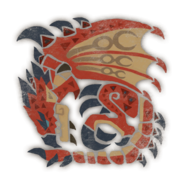 MHW-Rathalos Icon