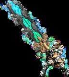 MHXR-Great Sword Equipment Render 002