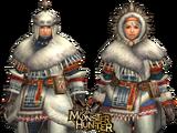 MHFU: High Rank Blademaster Armors