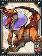 MHCM-Great Wroggi (King) Card 003