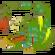 MHST-Green Nargacuga Icon