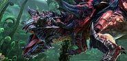MHGen-Glavenus Artwork 002