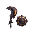 MHWI-Sword and Shield Render 021
