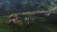MHP3-Arzuros Screenshot 013