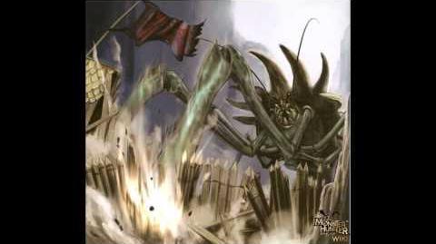 Monster Hunter Freedom Unite Shen Gaoren Theme