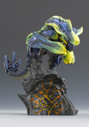 Capcom Figure Builder Creator's Model Brachydios Rage Mode 001
