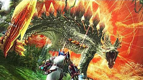 【MHF-G】G級アビオルグ特異個体(双撃!猛れる獰竜)討伐!【G級ハードコアクエスト】