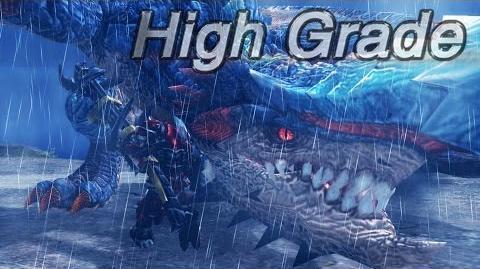 【MHF-G】HGE『グレンゼブル(特異個体)』行ってみた!【High Grade Edition】