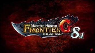 モンハン フロンティア G 8.1 - ブラキディオス PV - Brachydios trailer - Monster Hunter Frontier G8.1