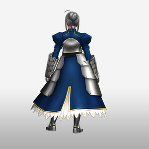 FrontierGen-Knight-King Armor 004 (Female) (Both) (Back) Render
