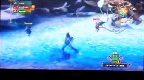 MH3 Killing Baroth Part 2 (Fail)