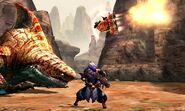 MH4U-Tigerstripe Zamtrios Screenshot 008