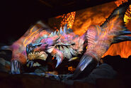 USJ-Black Flame King Rathalos Screenshot 001