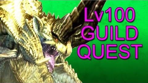 Monster Hunter 4 - Lv