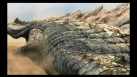 Monster Hunter 3 ~Tri (Wii) Trailer