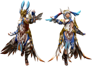 FrontierGen-Torid Armor (Gunner) (Both) Render 2