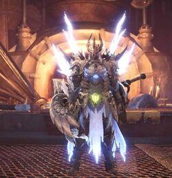 MHW-Xeno'jiiva Armor Male (Alpha) 001