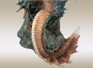 Capcom Figure Builder Creator's Model Lagiacrus 006