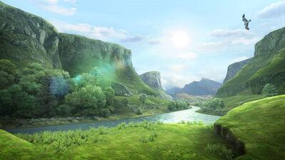 MHGen-Verdant Hills Screenshot 001