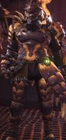 Vespoid β Armor (MHW)