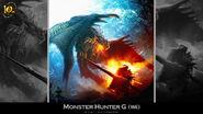 MH 10th Anniversary-Monster Hunter G Wallpaper 002