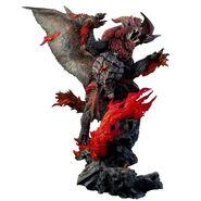 Capcom Figure Builder Creator's Model Teostra 1