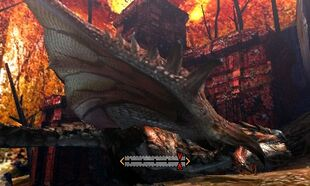 MH4U-Rathalos Right Wing Break 001