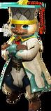 MHGU-Ms. Meow-It-All Render 001