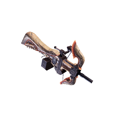 Jyura Bullet III (MHW) | Monster Hunter Wiki | FANDOM