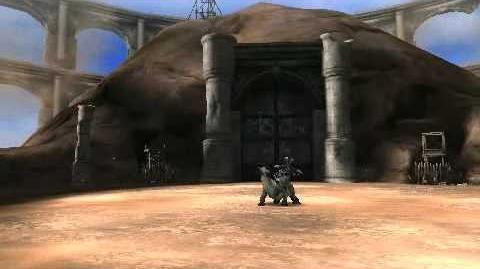 Monster Hunter Portable 3rd - Deviljho Intro