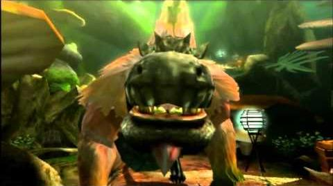 3DS Monster Hunter 4 Ultimate -Congalala Intro-